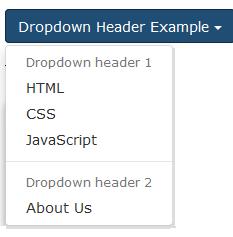 wordpress dropdown